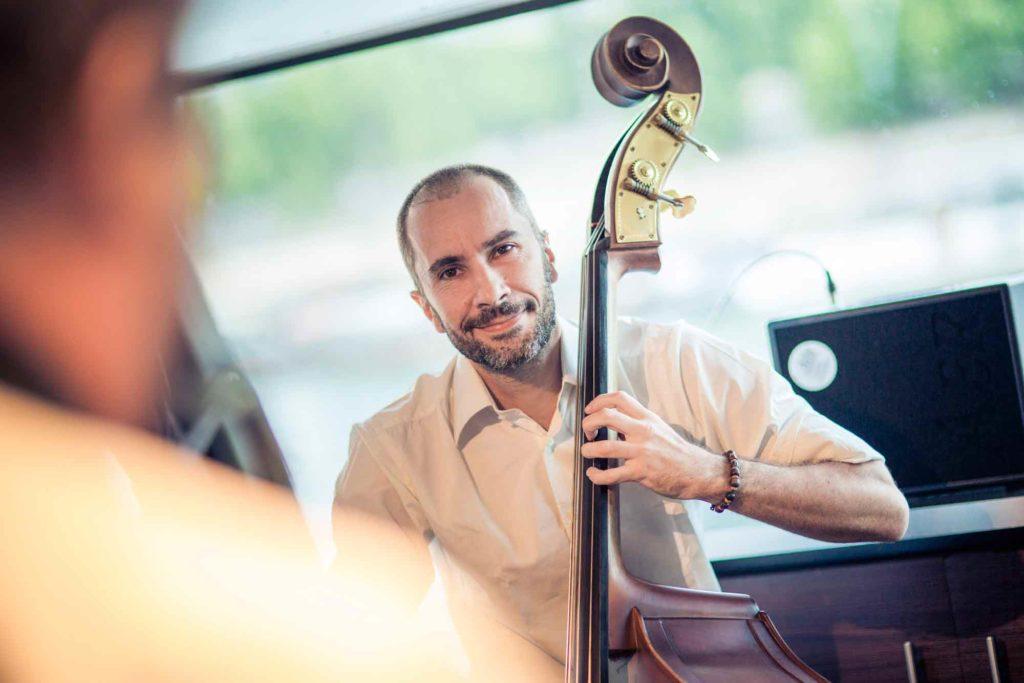Groupe de jazz manouche pour votre mariage à Paris - Swing Cocktail